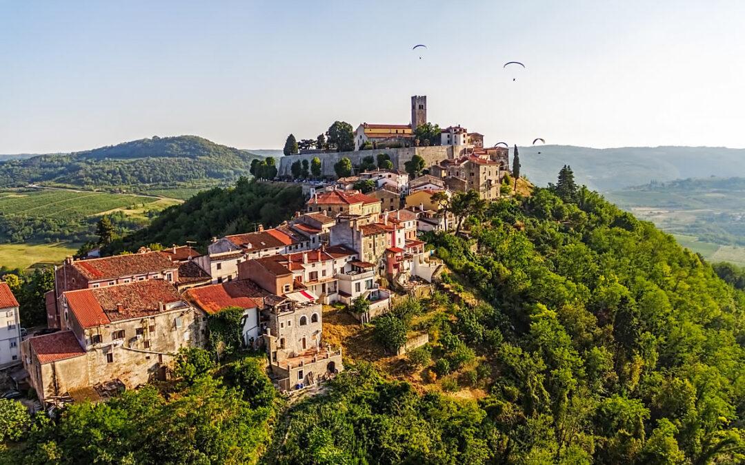 Produljeni proljetni vikend u okolici Poreča u Istri
